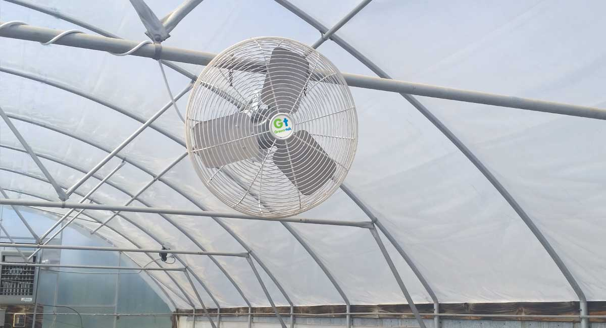 Horticultural & Agriculture Fans | Quick Ship, Cut to Size